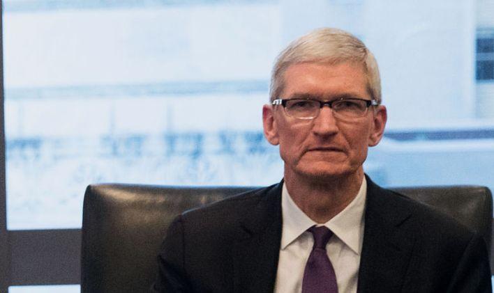 《在投资者电话会议中,Apple报告COVID-19期间的季度收益持平》